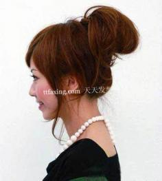 鲜迷人发型 辣妈发型PKDIY发型