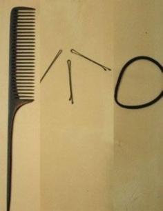 长脸适合的发型图片 怎么梳花苞头