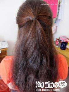 甜心派韩式扎发超详细 今年流行的头发颜色