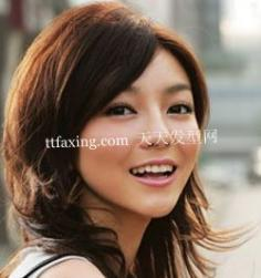 韩国OL人气发型 花絮DIYLOOK时尚发型图片女