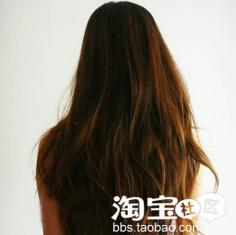 直发花苞头发型扎法 卷发发型设计图片