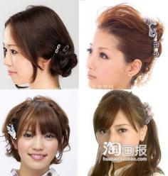 甜美成熟风美发DIY大比拼 11年冬季流行发型