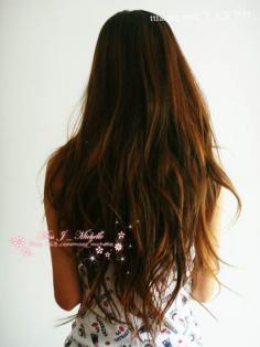 原创韩式花苞头新扎 详细花苞头发型扎法步骤