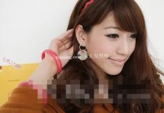 秋冬养发最管用韩式发型 简单可爱发型diy