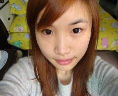 边做梨花头边化妆 韩式发型diy