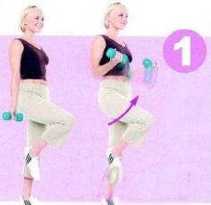瘦胳膊最有效的方法 简单3招瘦手臂快速又高效