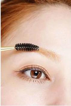 眉毛的画法详细图解 增添双眉神秘气质