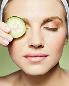 DIY自制眼膜大全 天然果蔬帮助眼部护理