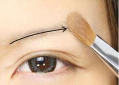 教你眉毛的画法详细图解 让你变得更加亲切