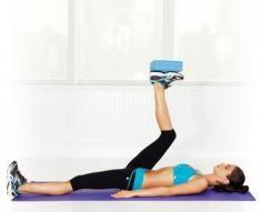 春季减小腿的瑜伽动作 解救小粗腿