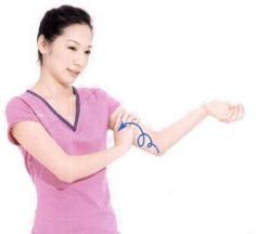 按摩瘦手臂最快方法 消除手臂赘肉