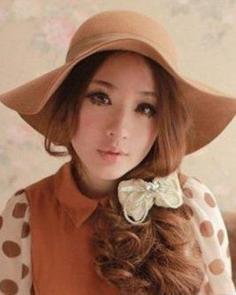 帽子和脸型的搭配技巧 完美修饰脸部线条更亮丽