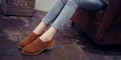 2015年最新鞋子款式 尽显青春活力个性范