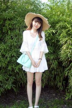 夏季如何搭配衣服好看 让你随时都有甜美气质感