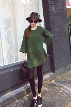 秋季服装混搭 保暖也时尚