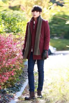 秋冬男生如何搭配衣服 舒适保暖还有型