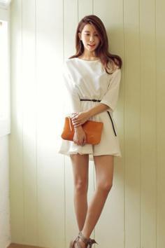 秋季女装长袖连衣裙搭配 穿出你的个性时尚