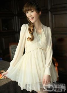 秋装连衣裙新款推荐 让你做最完美的女孩