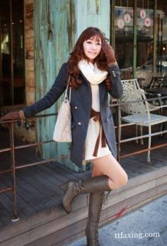 今年冬天流行什么长靴 性感长靴搭配服饰全攻略