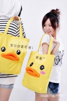 健康时尚环保袋 让你爱不释手扔掉难看布袋子