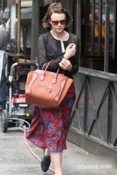 欧美明星时尚街拍 教你做潮流范儿