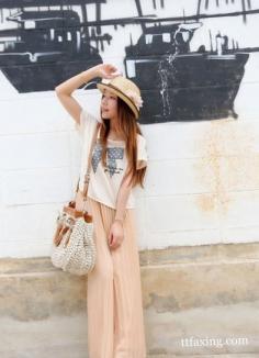 新款夏装教你玩转街头时尚