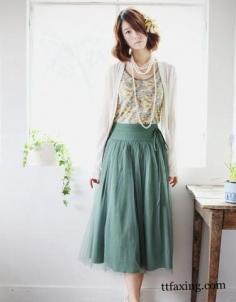 最新波西米亚风情长裙 让你轻盈性感