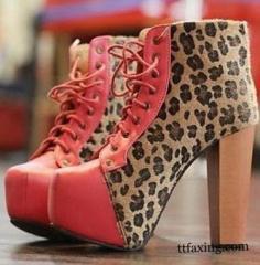 新款时尚女鞋 穿上它你就是潮人