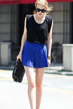 色彩搭配技巧告诉你蓝色搭配什么颜色好看
