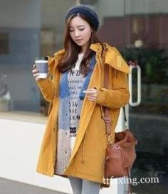 冬季棉服搭配技巧 与打底裤轻松搭配出时尚
