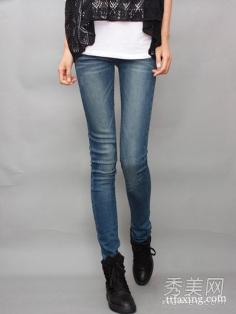 冬季必备牛仔裤 提臀美腿又利落帅气