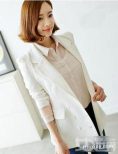 新款韩版小西装外套推荐 快来看看吧