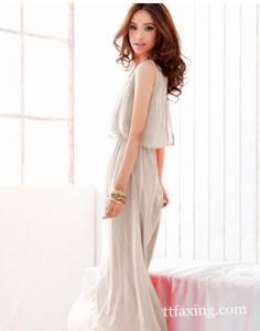 超仙感流行雪纺连衣裙 浪漫清凉一整夏