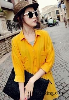 夏天流行服饰搭配 穿出潮流新的样式