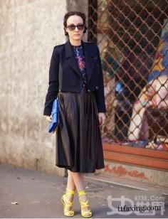 OL服饰搭配推荐 时尚又不乏正式感