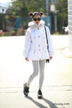 冬季服饰潮流搭配方法 冬季也能穿出小清新
