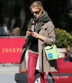 长围巾的各种围法技巧 爱美人士出街小心机
