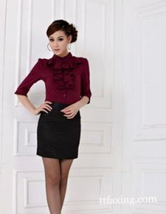 秋装新款职业女装让你更有气质和魅力