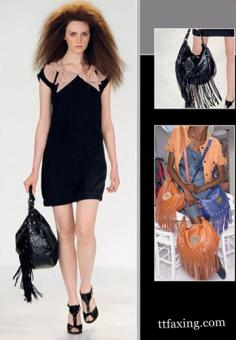 包包色彩搭配技巧 注重创意风格提升气质