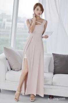 女生礼服搭配图片欣赏 公主名媛风格让你格调轻松升级