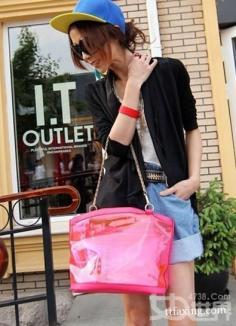 靓丽韩版时尚包包 让你做新一届潮流霸主