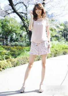 日系小清新服饰搭配 穿出属于自己的魅力