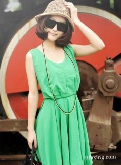 欧美夏季时尚女装推荐 超人气夏裙