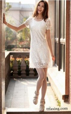 美女夏季日系小清新服饰搭配 轻松打造日系女神范儿