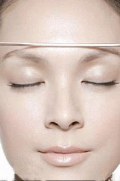 修眉毛的步骤图片 轻松打造喜欢的眉形
