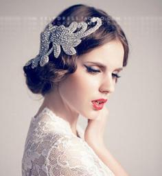 欧式新娘发型图片欣赏 打造最美丽新娘