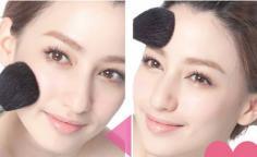 日系妆教程分享 打造清纯甜美风